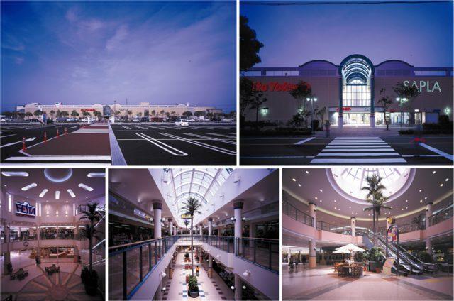 ショッピングセンター・サプラの写真