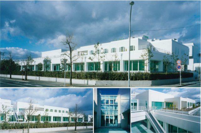 東北療護センターの写真